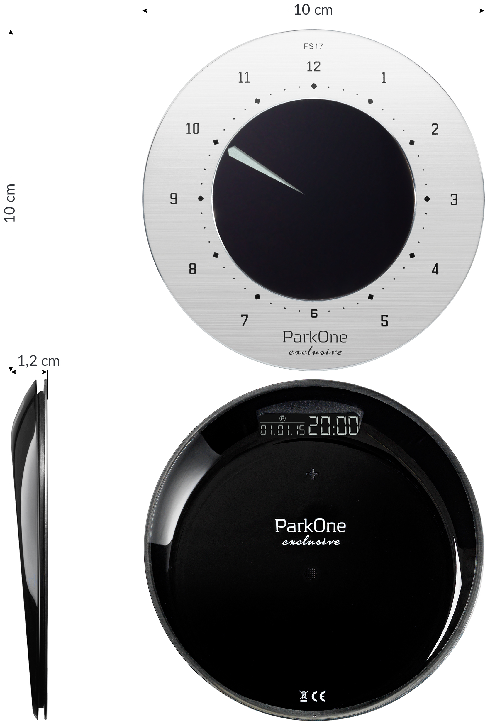 ParkOne exclusive dimensioner