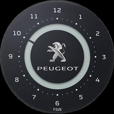 ParkOne 2 logotryk PEUGEOT