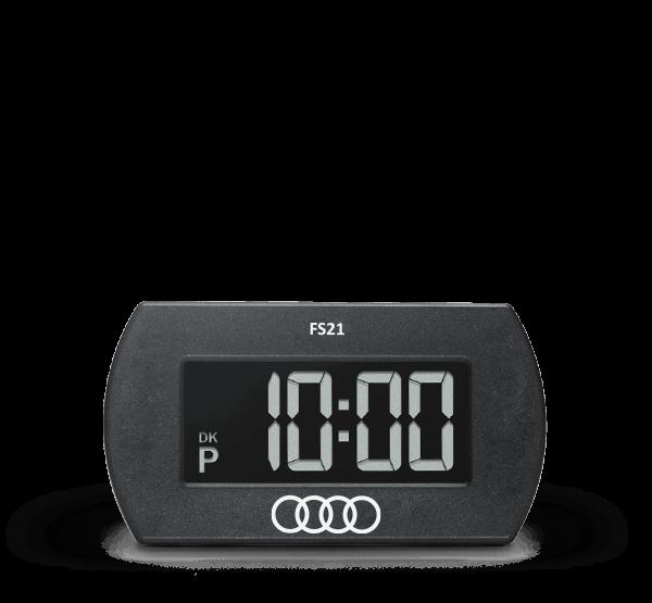 Park Mini logotryk AUDI