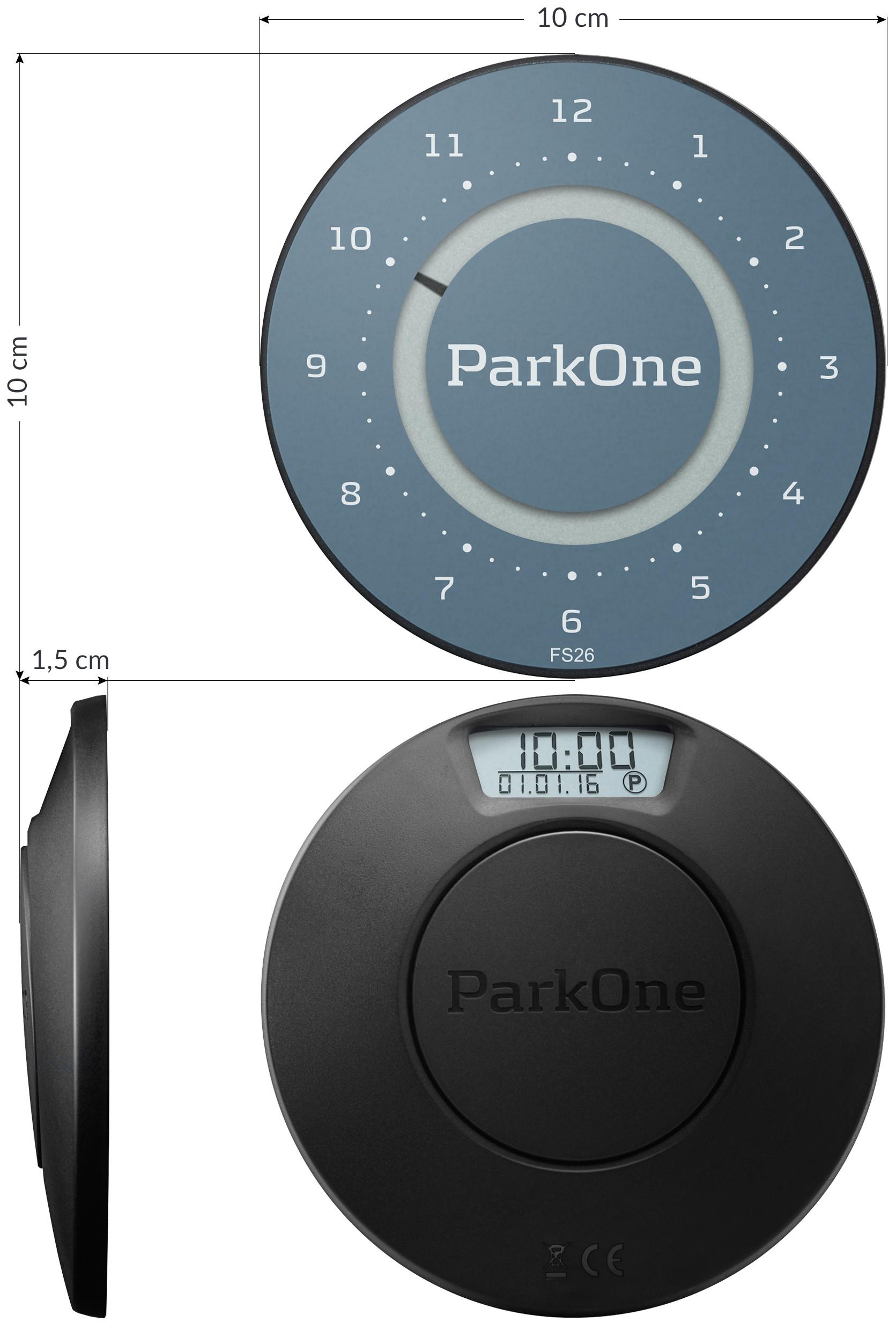 ParkOne 2 dimensions